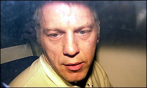 Michael Stone - Found guilty of murder by two juries - Sentenced to 3 Life Sentences on  4th October 2001