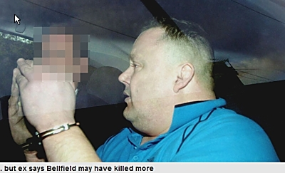 Levi Bellfield - guilty of murdering Milly Dowler