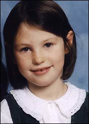 Megan Russell 6yrs old